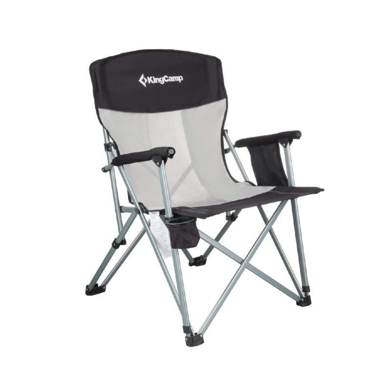 Ergonomic Camping Chair Metal Frame Fabric And Similar Items
