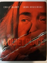 A Quiet Place Steelbook (Blu-ray + DVD)   image 1