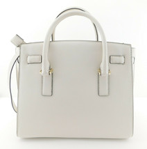 New Michael Kors Hamilton Traveler Tote Large Ivory Bag - $229.00