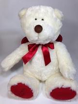 Gund Godiva Plush Cupid Angel Teddy Bear 2008 Valentine Day Stuffed Anim... - $18.95