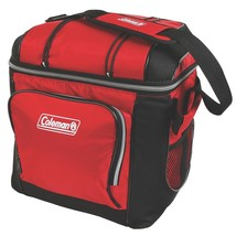 Coleman 30 Can Cooler - Red [3000001311]  - $28.99