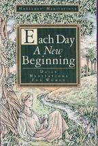 Each Day a New Beginning: Daily Meditations for Women (Hazelden Meditation Serie image 1