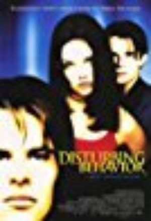 Disturbing Behavior Vhs