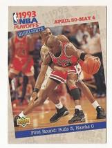 1993-94 Upper Deck Michael Jordan Basketball Card #180 - $3.75