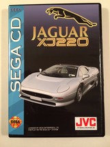 Jaguar XJ220 - Sega CD - Replacement Case - No Game - $5.93