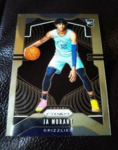 NBA card Ja Morant Prizm base RC 2019-20 Panini legend basketball - $286.61