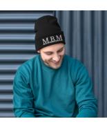 M.B.M Embroidered Beanie - £14.60 GBP