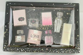 Victoria's Secret Mini Perfume Gift Set 4 Pc EDP BOMBSHELL TEASE LOVE HE... - $32.18