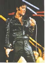 Elvis Presley 1968 Comeback G Vintage 11X14 Matted Color Music Memorabil... - $13.99