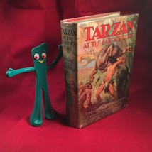 Edgar Rice Burroughs TARZAN AT THE EARTH'S CORE/1st LAST OFFERING HERE - $441.00