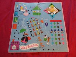 Mary Poppins Board Game Vintage 1960's  Board Only - $25.99