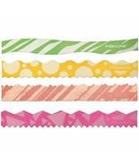 Fiskars Paper Tear Edgers (4 Designs) Zig Zag, Scallop, Deckle & Wave - $7.18