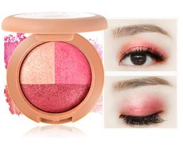 3colors Baked Eyeshadow Palette Matte Eyeshadow naked palette Eye shadow Pigment - $9.80