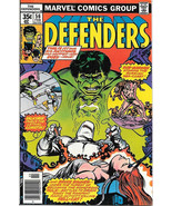 The Defenders Comic Book #56, Marvel Comics 1978 VERY FINE/NEAR MINT - $4.50