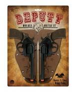 Deputy Double Holster Cap Gun Set - $23.62