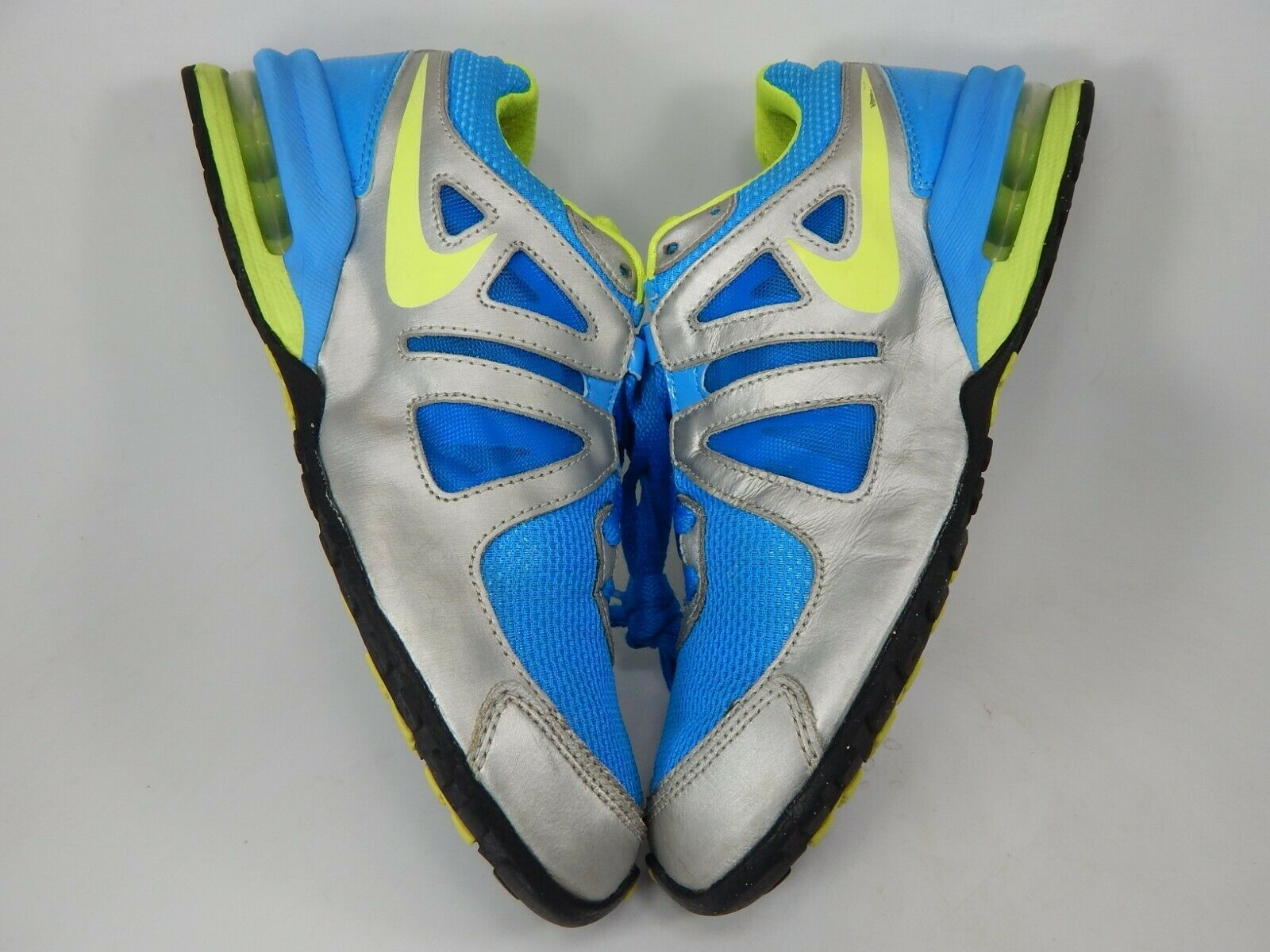 Nike Air Max Limitless Size 8 M (B) EU 39 Women's Running Shoes Blue 454241-401