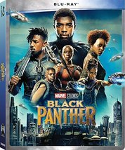 Black Panther [Blu-ray, 2018]