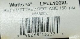 Watts LF100XL4 Temperature Pressure Safety Relief Valve Lead Free image 5