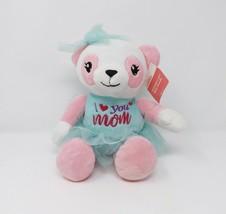 Celebrate Mother's Day Tutu Panda Stuffed Plush - $14.99