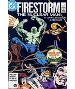 DC THE FURY OF FIRESTORM #51 VF - $0.99