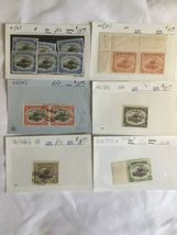 Vintage British New Guinea Papua 1438+ Postage Stamp Lot $948 Value Airmail image 8