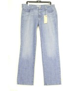 1 Levi 505 14 x 33 Straight leg NWT mid rise stretch long tall - $29.69