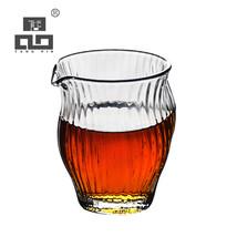 TANGPIN drinkware heat-resistant glass infuser chahai glass tea pitcher ... - $71.90