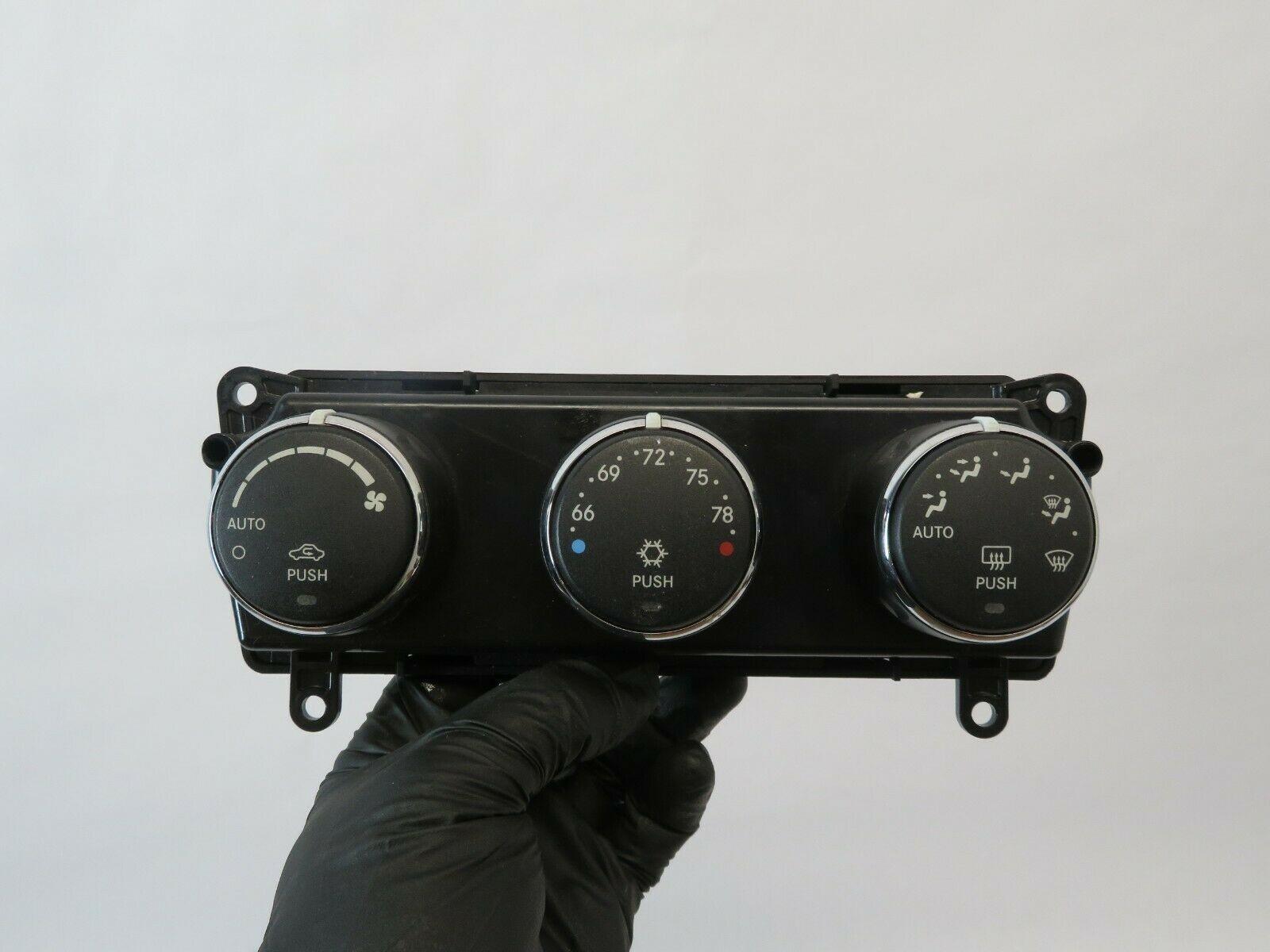 #3945B CHRYSLER 200 11 12 13 14 OEM DASH TEMP AC HEAT AIR CLIMATE CONTROL SWITCH - $11.88