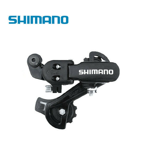 Shimano Tourney RD-TZ31 TZ500 6//7 Speed Direct Hanger Mount Rear Derailleur OE