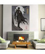 Wall Poster Art Giant Picture Print Inspires Batman Ninja 2377PB - $22.99