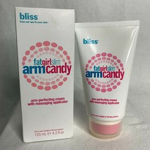 Bliss Fat Girl Slim Arm Candy Arm Perfecting Cream with Massaging Applic... - $24.75