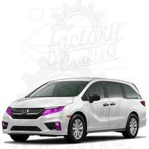 Paint Protection Film Clear PPF for Honda Odyssey 18-20 Front Lights - $49.45