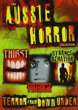 Aussie Horror Collection Patrick / Strange Behavior /  Thirst - $26.09