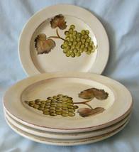 "Tabletops Unlimited Villa Grande Salad Plate 10 3/4"" set of 4 - $48.40"
