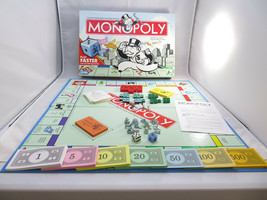 MONOPOLY 2007 comes with SPEED DIE The World's Most Popular Board Game  - $20.00