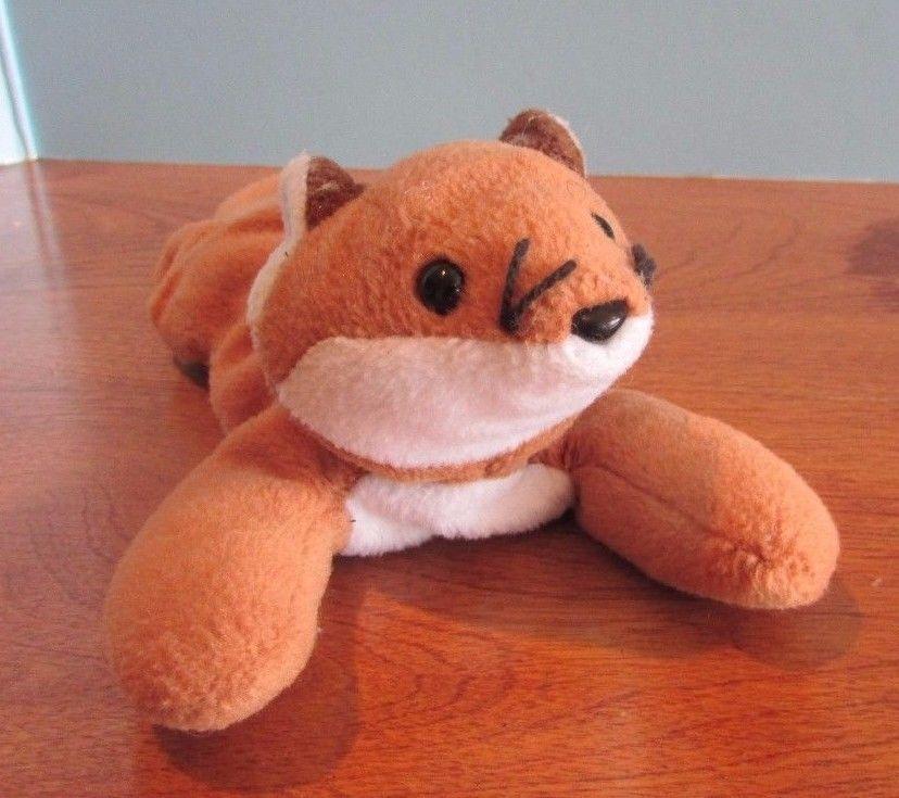 123f4bf4682 TY Beanie Babies Baby plush FOX