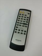Genuine Original OEM ONKYO RC-547C REMOTE CONTROL - $23.98