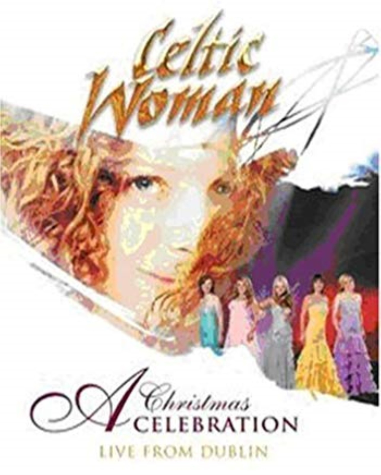 Celtic Woman: A Christmas Celebration Dvd