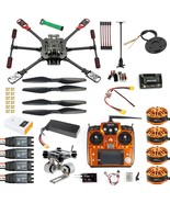 10CH 2.4GhzX4 460mm 4-Axis ARF RTF GPS RC Drone Quadcopter APM PIX Gimbal - $617.99+