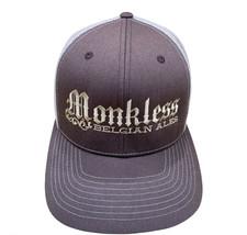 Monkless Belgian Ales Hat Cap by Richardson Style 112 Trucker Snap Back ... - $19.34