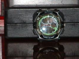 Pre-Owned  Armitron 20/1437 Black & Grey Digital Watch Module No Band - $7.43