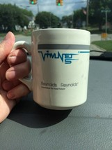 Reynolds and Reynolds Company Vim Net 5 Vintage Mug Coffee Cup ReyRey - $13.31