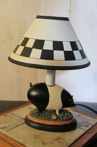 Warren Kimble Pig Lamp - $30.00