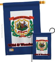 West Virginia - Impressions Decorative Flags Set S108115-BO - $57.97