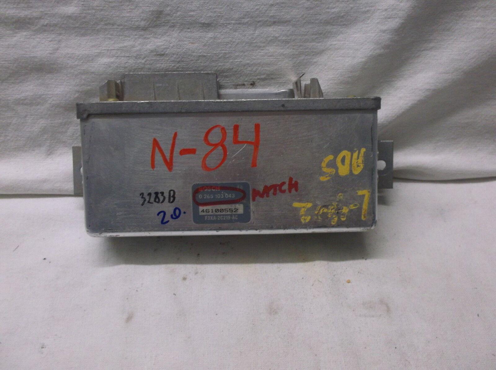93-94  NISSAN QUEST/ VILLAGER/  A.B.S. CONTROL MODULE - $18.51