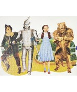 Wizard Of Oz Puzzle Shapes 478 Piece Paper House - $29.44