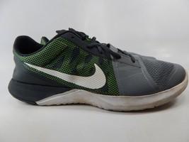 Nike FS Lite Trainer 3 Sz 13 M (D) EU 47.5 Men's Training Shoes Grey 807113-007