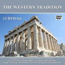 The Western Tradition DVD Set All 52 Shows 13 Discs - $129.99
