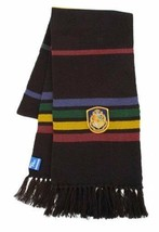 Harry Potter and the Goblet of Fire Hogwarts School Deluxe Scarf, NEW UNWORN - $21.28