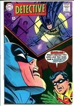 DETECTIVE COMICS #376-BATMAN AND ROBIN! FN - $37.83